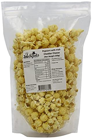 Joe & Seph's Popcorn Cheddar Cheese Catering Pack 250