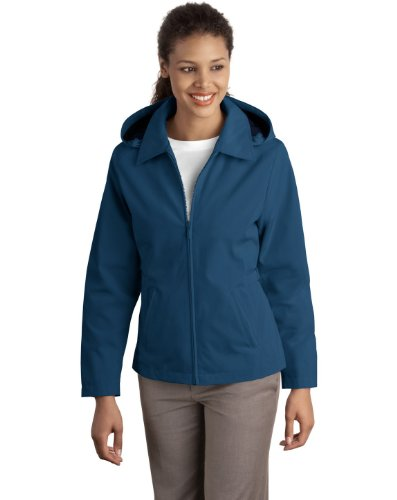 Port Authority Damen Legacy Jacke Gr. S, Mil.Blue/Navy (Damen Port Authority Legacy-jacke)