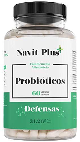 Probiotika - 10 Milliarden CFU. Neue, potenzierte Breitband- Formel zur Verbesserung der Darmflora und des Immunsystems. 60 pflanzliche Kapseln. Inhaltsstoffe mit maximaler Wirksamkeit.