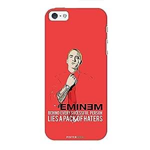 PosterHook Eminem Designer Case for Apple iPhone 5/5s