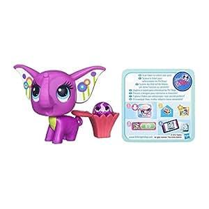 Littlest Pet Shop 3257 Éléphant & son ami Petshop 3248+Accessoires.