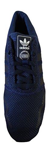 adidas Herren Los Angeles Sneakers, Blau Neon NINDIG/CBLACK/FTWWHT BA8417