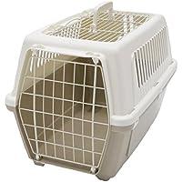 Rosewood Vision Free 2 Puertas Top Apertura Gato y Mascota Portador 55 cm, Mocha