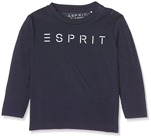 Esprit Kids Baby-Jungen T-Shirt, Blau (Navy 490), 92