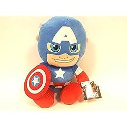 PTS pdp1200724–Marvel Capitán América peluche 50cm Original Disney