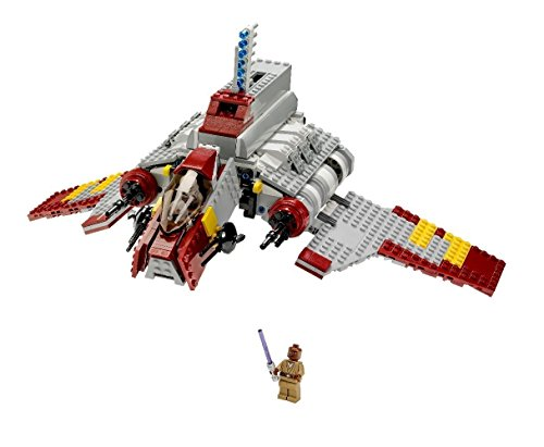 LEGO Star Wars 8019 - Republic Attack Shuttle - Spielzeug Star Lego Clone Wars