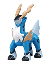 "Takara Tomy Pokemon Monster Collection Mini Figur - 1.5"" Cobalon / Kobalium (M-048) (Japanese Import)"