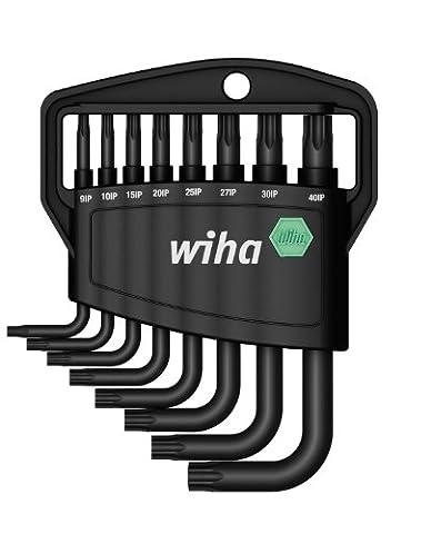 Wiha TORX PLUS key set in Classic Halter.361IP H8 HOLDER 8 pcs