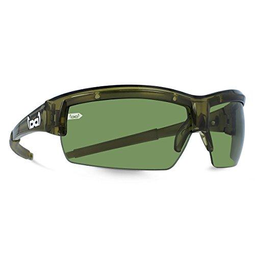 gloryfy unbreakable eyewear Sonnenbrille G4 PRO olive shiny, grün