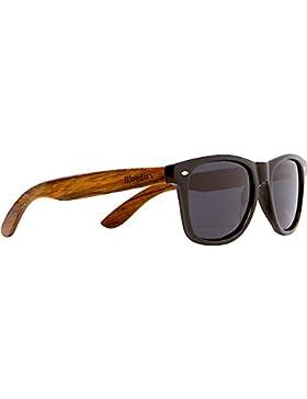 Woodies -  Occhiali da sole  - Uomo nero Black