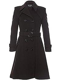 huge selection of 81729 e61e4 Suchergebnis auf Amazon.de für: Woll Trenchcoat: Bekleidung