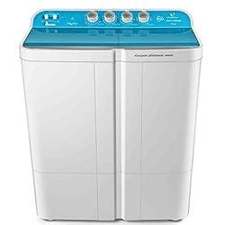 VIDEOCON WM VS75Z20 7.5KG Semi Automatic Top Load Washing Machine