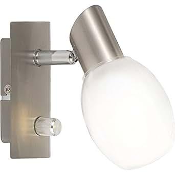 Applique lampe spot éclairage salle de séjour couloir lumière Globo 56903-1