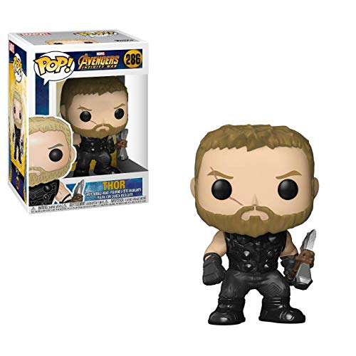 Funko- Bobble Marvel Avengers Infinity War Pop 2 Personaggio, 9 cm, 26464