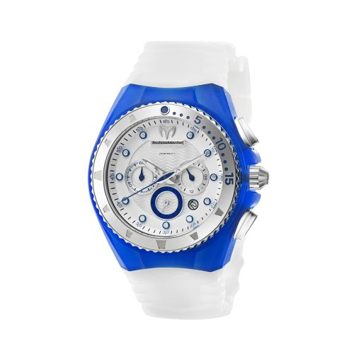 technomarine-unisex-quartz-watch-with-white-dial-chronograph-display-and-white-silicone-strap-109013