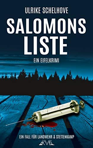 Salomons Liste: Ein Eifelkrimi -10- (Ein Fall für Landwehr & Stettenkamp) - Patient Taschen