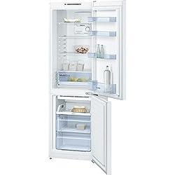 Bosch KGN36NW30 debout Blanc 215L 87L A Réfrigérateur avec congélateur