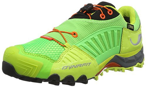 Dynafit Ms Feline Gtx, Chaussures de Trail Homme Vert (8825 Dna Green/General Lee)