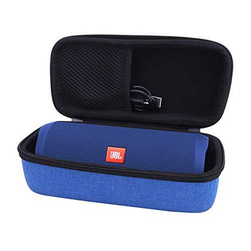 Aenllosi Étui Rigide Housse pour JBL Flip 4 3 Enceinte Portable Bluetooth