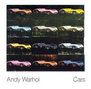 """Kunstdruck / Poster: Andy Warhol """"Cars, Formula - I - Car W 196 R, Bj. 1954"""" - hochwertiger Druck, Bild, Kunstposter, 117x117 cm"""