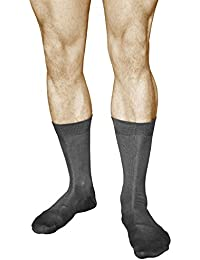 Calcetines Hombre para Invierno Altos, Calcetines Largos LANA MERINO para Frio, Vitsocks