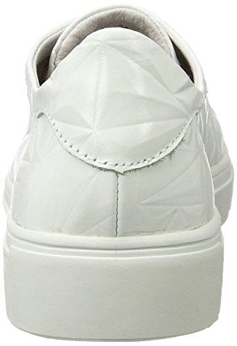 Blackstone Damen Nl34 Sneakers Weiß (white)