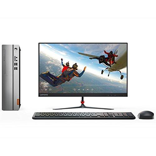 Lenovo IdeaCentre 310S Desktop PC AMD A6 9230 2.6 GHz / 3.5 GHz Turbo Processor, 8GB RAM, 2TB HHD, DVDRW, HDMI, WiFi, Bluetooth, 7 in 1 Card Reader, Windows 10 Home - 90G9002VUK