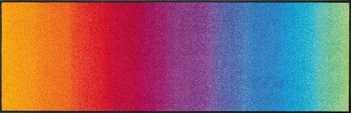 WASH + DRY - ALFOMBRA RAINBOW 60X180  COLORIDO