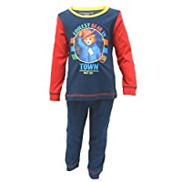 TDP Textiles Paddington Bear Coolest Bear Boys Pyjamas 4-5 Years Blue