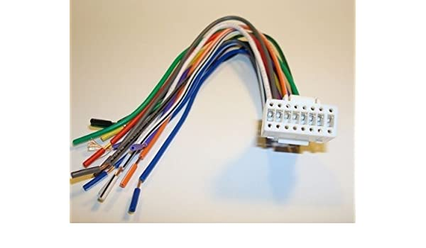 alpine cda 9827 wiring harness   30 wiring diagram images
