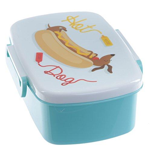 Lunchbox ' Hot Dog ' Dackel - Hot-dog-box