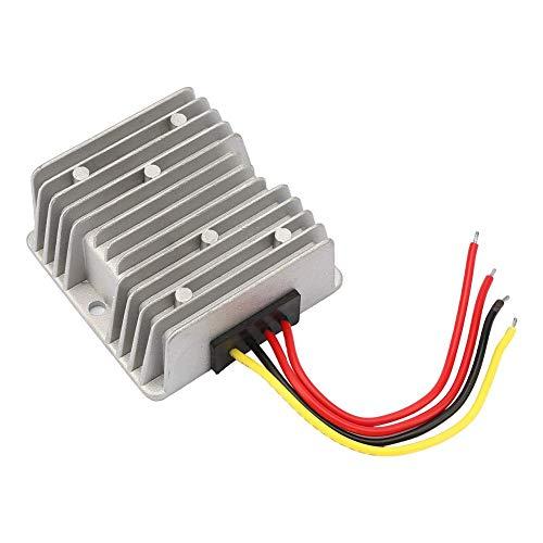 Convertitore di volt, AC12V da 24V a DC5V Grande adattatore Shell in alluminio AC-DC Converter Module(10A)