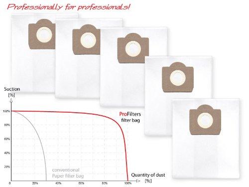 Preisvergleich Produktbild 10x Staubbeutel Filtersack für STIHL SE 61 (E), SE 62