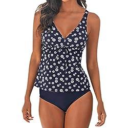 UFACE bikini pour femmes bleu XL