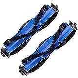 Amoy Reemplazo de Cepillo de balanceo Compatible Conga 1090 Robot Aspirador,2 pzas