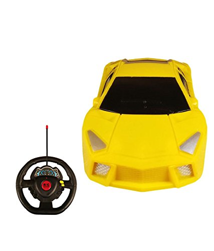 Blossom 1.22 super power 4-channel remote control car Toy(Battery operated) ,Multi color  available at amazon for Rs.399