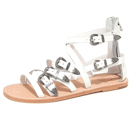 5756O sandalo ASH penelope bianco sandalo donna sandal woman [38]