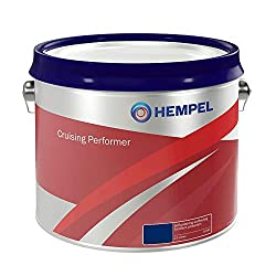 Hempel Cruising Performer Antifouling - True Blue - 2.5L
