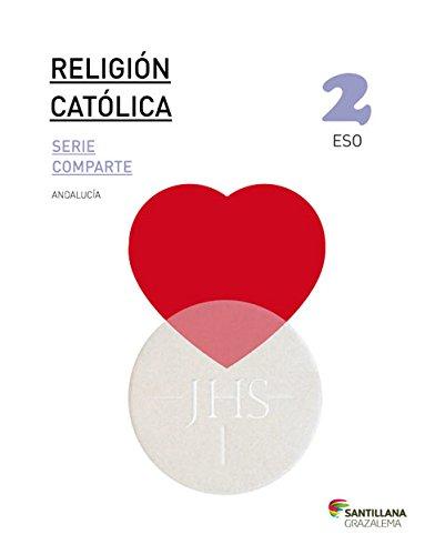 Religion catolica serie comparte 2 eso
