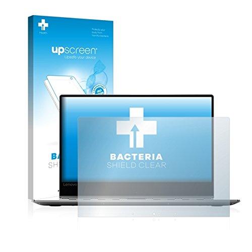 upscreen Bacteria Shield Clear Bildschirmschutz Schutzfolie für Lenovo Yoga 910 (antibakterieller Schutz, hochtransparent)