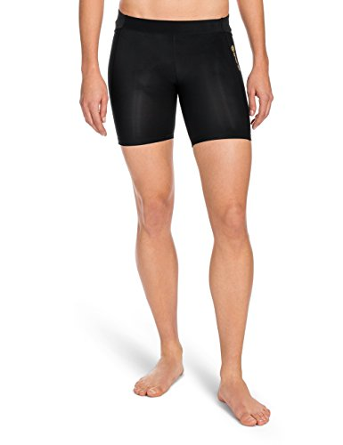 Skins Damen A400 Shorts Black, S