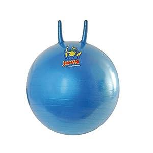 HUDORA 76660 pelota de ejercicios - pelotas de ejercicios (Full-size ball, Azul)