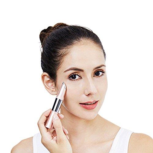 WANGXN Eye Portable Smart Massager Augenringe Falten Augen Taschen,Pink