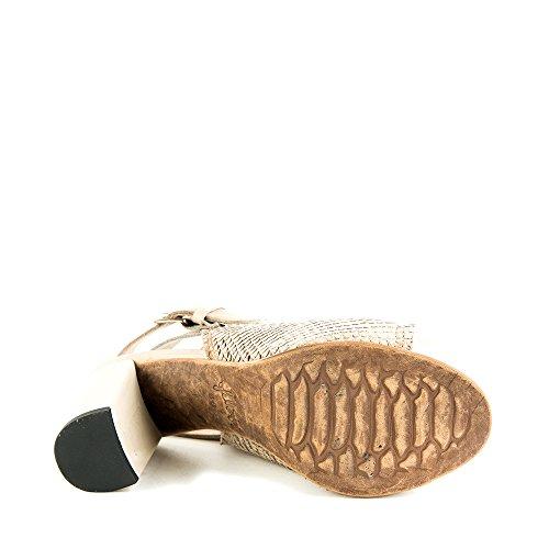 Echte Schuhe Damen 0 Hohe Verlieben Beige 9485 Fedra Beige EU Felmini Leder Schuhe Fersen Size qgd8x5q