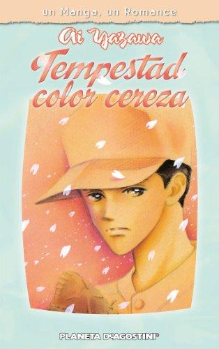 Tempestad color cereza (Manga Shojo)