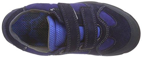Ricosta - Oscar, Scarpe da ginnastica Bambino Blu (Blau (nautic/indaco 170))