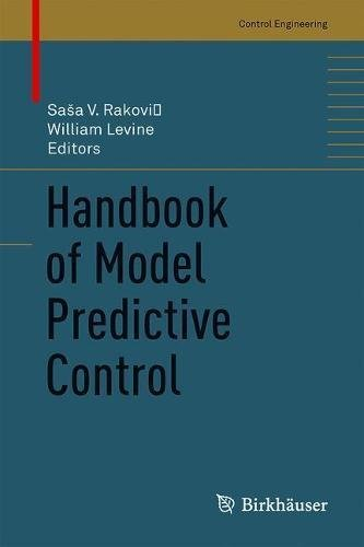 Handbook of Model Predictive Control (Control Engineering) (Druck Control)