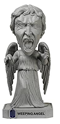 Funko - Bobble Head Doctor Who - Weeping Angel 18cm - 0849803047610
