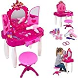 DD Glamour Princess Dressing Table With Light And Sound Special For Gift