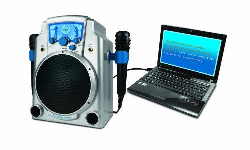 ion-audio-discover-karaoke-altavoces-portatil-pc-centro-integrado-giratorio-plata